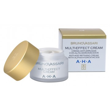 Crema anti-rid cu acid alfa hidroxilic - AHA Multi Effect Cream