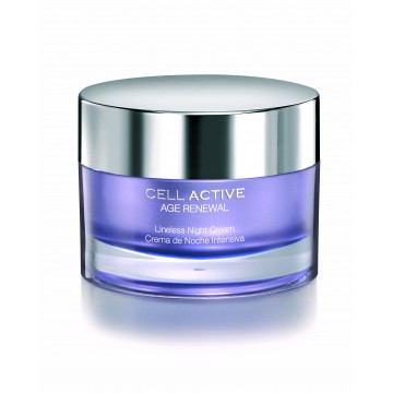 Crema de noapte cu celule stem -50 ml Lineless Night Cream - Cell Active