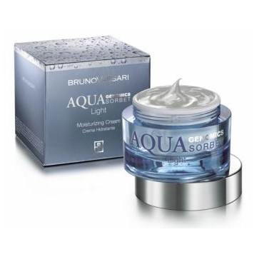 Crema hidratanta destinata tenului normal si mixt - 50 ml Aqua Sorbet Light Aqua Genomics