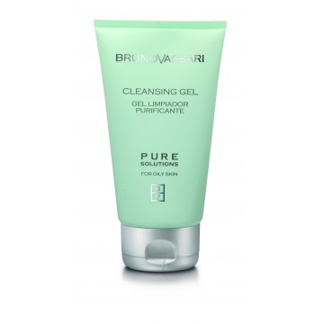 Gel de curatare pentru tenul gras 150 ml- Cleansing Gel Pure Solution