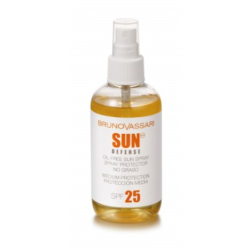 Spray cu factor de protectie fara ulei - OIL FREE SUN SPRAY SPF 25