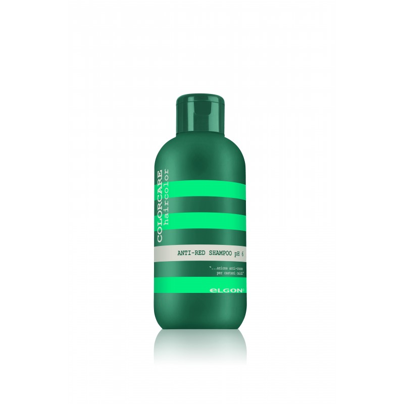 Anti-Red Shampoo pH 6