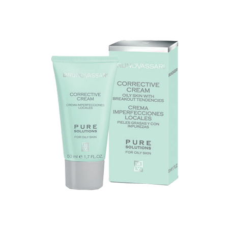 Crema Anti-Acnee cu Aplicare Locala - 50 ml Corrective Cream Pure Solution