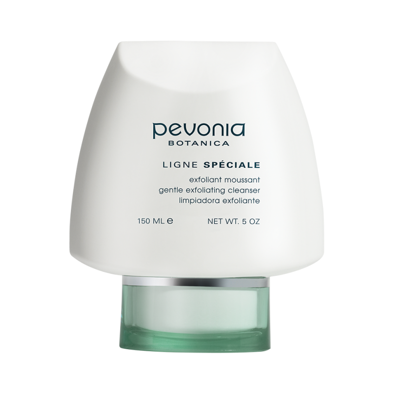 Gel demachiant exfoliant GENTLE EXFOLIATING GEL - Pevoria Botanica
