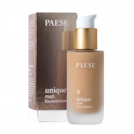 Unique matt foundation 607N- 30 ml